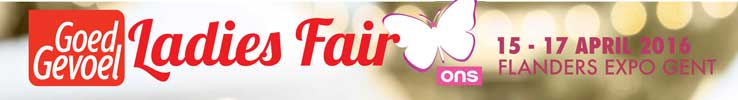 Flanders Expo Gent Goed gevoel Ladies Fair