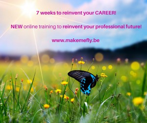 7 weeks to reinvent your career! session 1