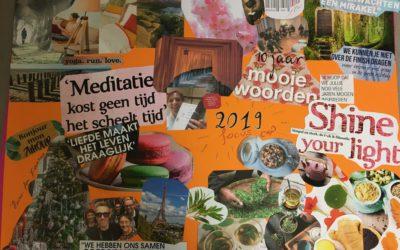 Over focus, voornemens, parentale burnout, citytrips en thee