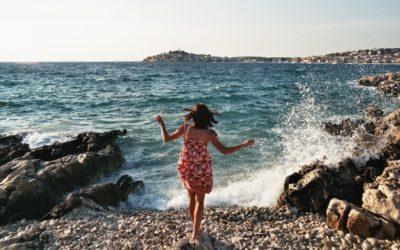 Over tevredenheid, scheten, drama en loskomen: vakantie dus!